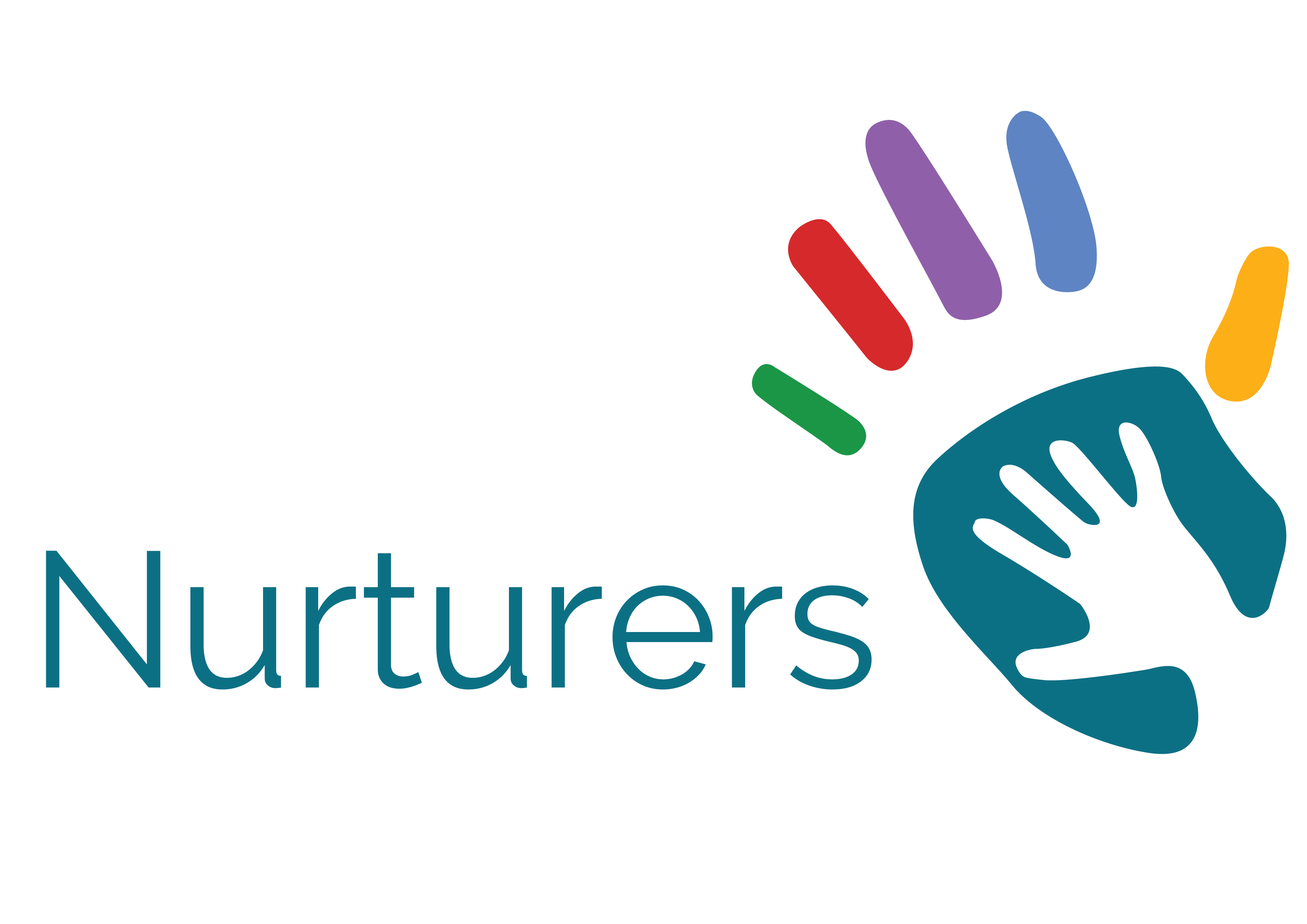 Nurturers - What nature can't, Nurturer Will!